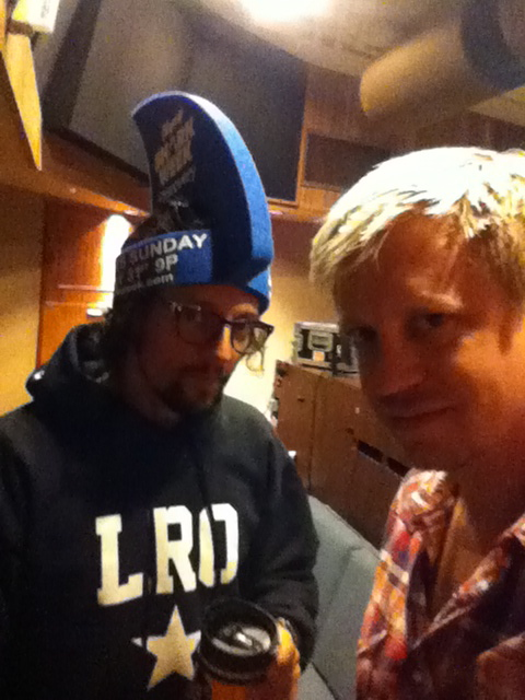 "w/ ""Shark Week"" Jason Mraz @ Sunset Sound 2012"