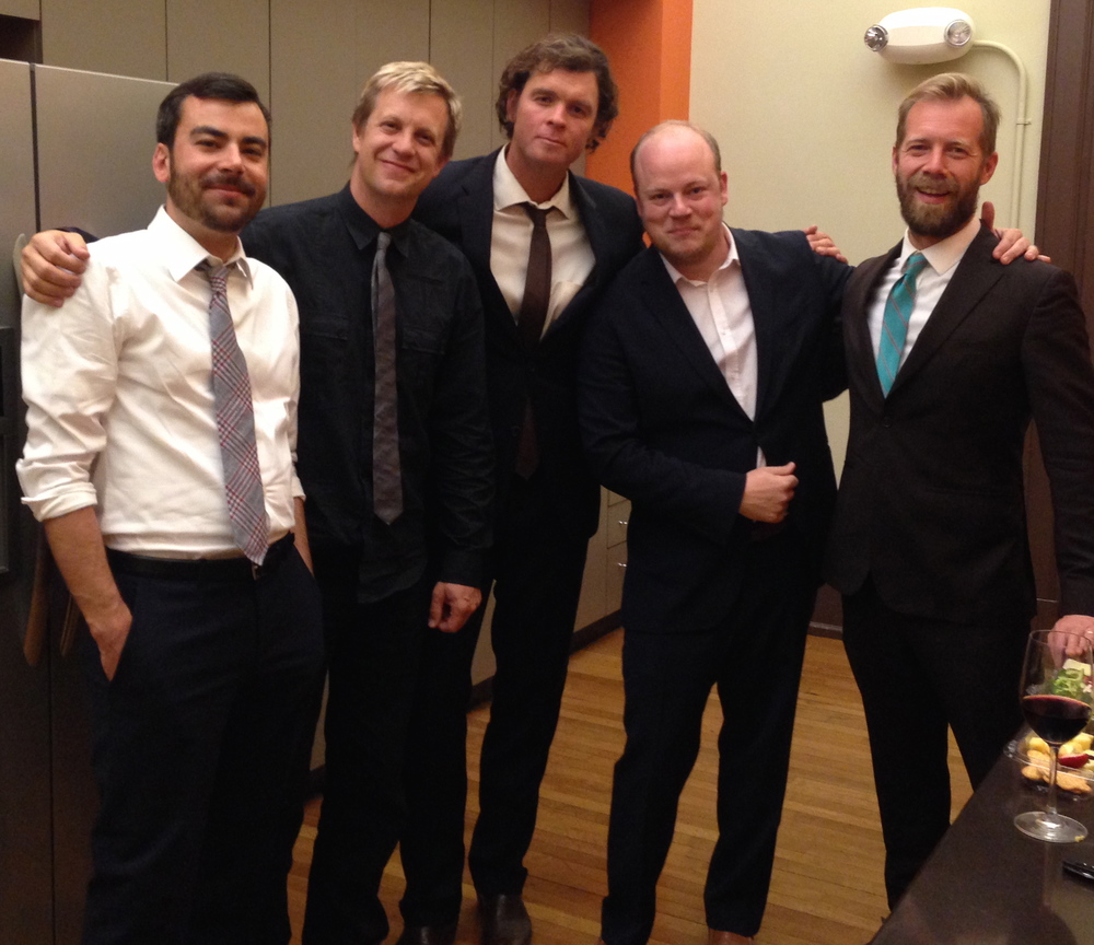 w/ the Steep Canyon Rangers 2014