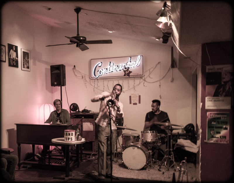 @ the Continental Club w/ Ephraim Owens & Brannen Temple 2014