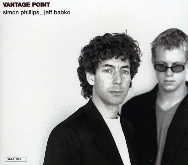 w/ Simon Phillips   Vantage Point, 2000    Click here to purchase Vantage Point