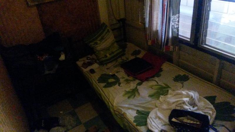 Mein Zimmer bei Julie's Guesthouse