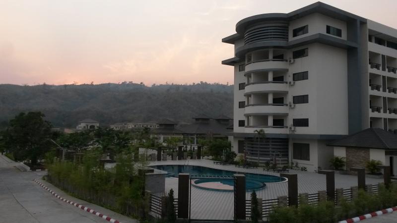 unser Hotel! :D