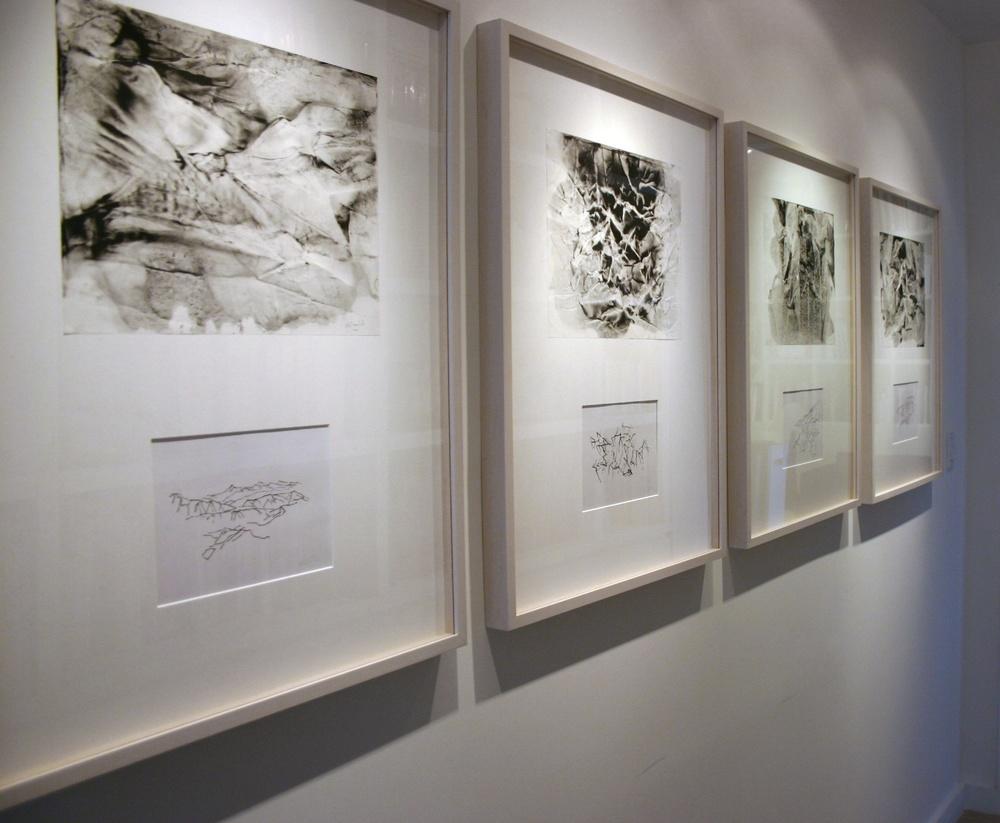 Dialogues Series (Haim Chanin Fine Arts, Solo Show 2008)
