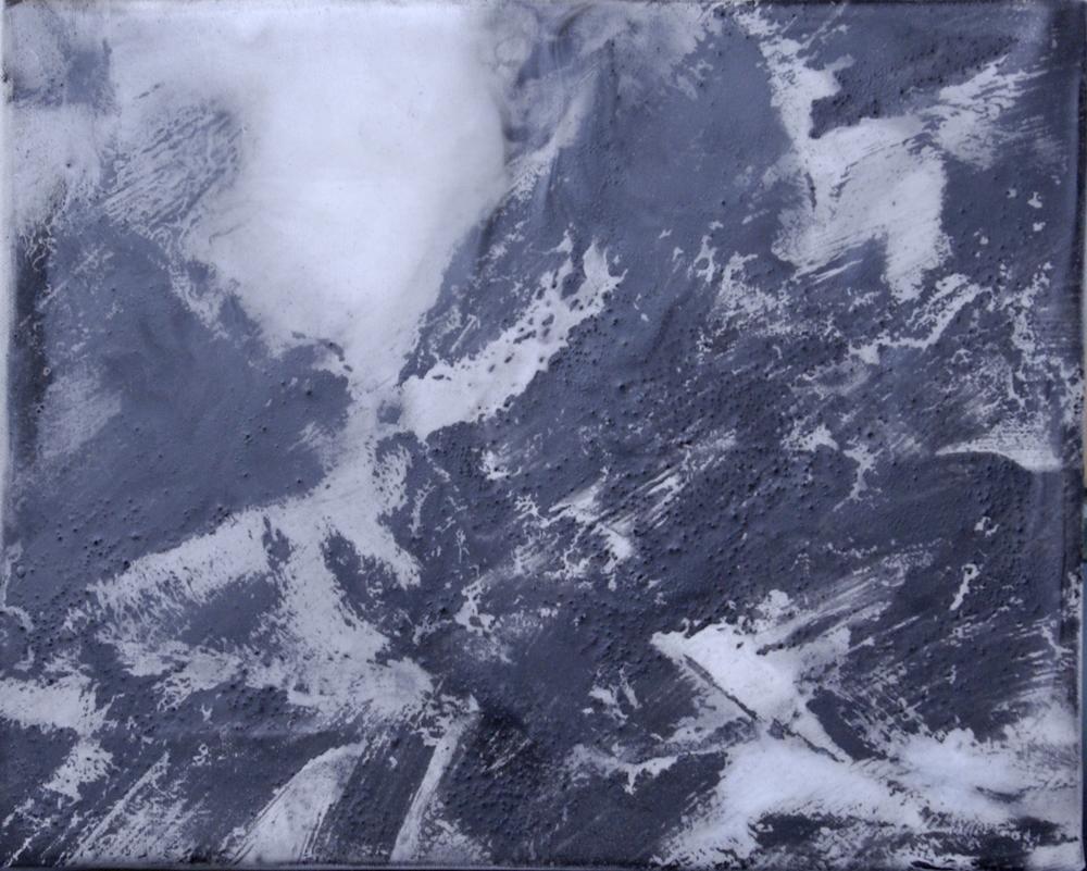 RH14 Oil on canvas. Dimension: 14 x 18 cm