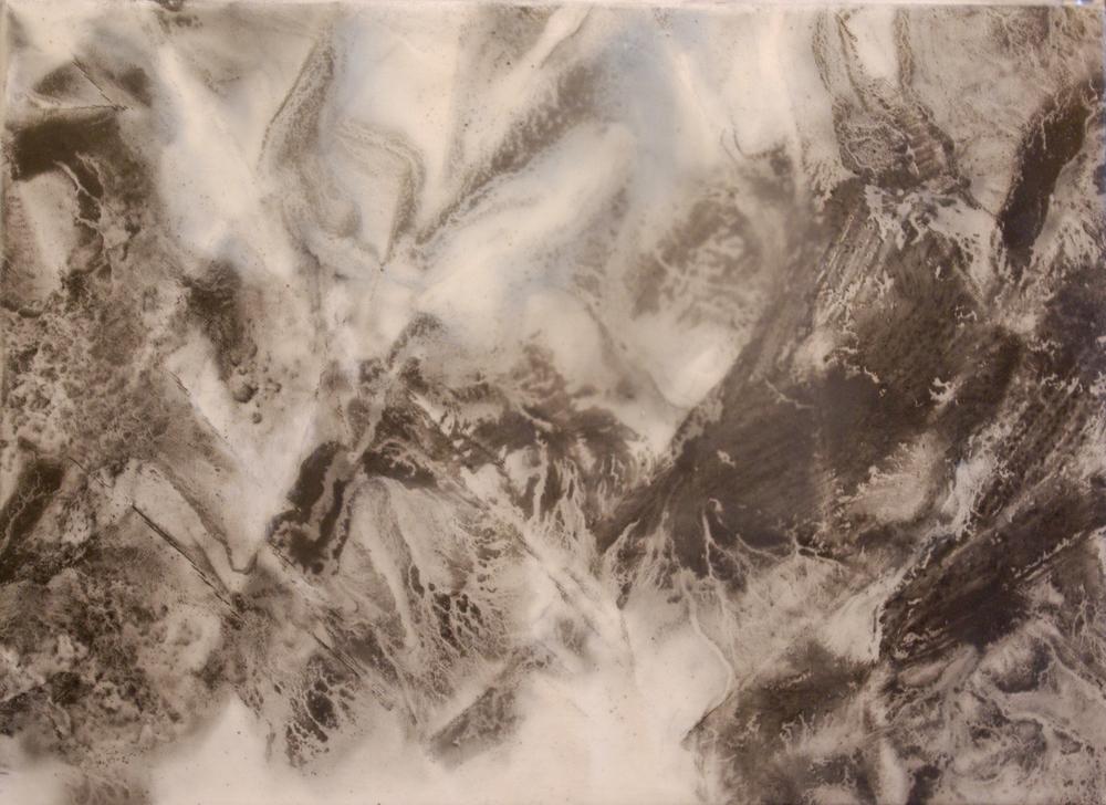 RH23 Oil on canvas. Dimension: 22 x 16 cm