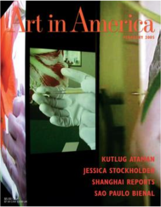 Art in America February 2005