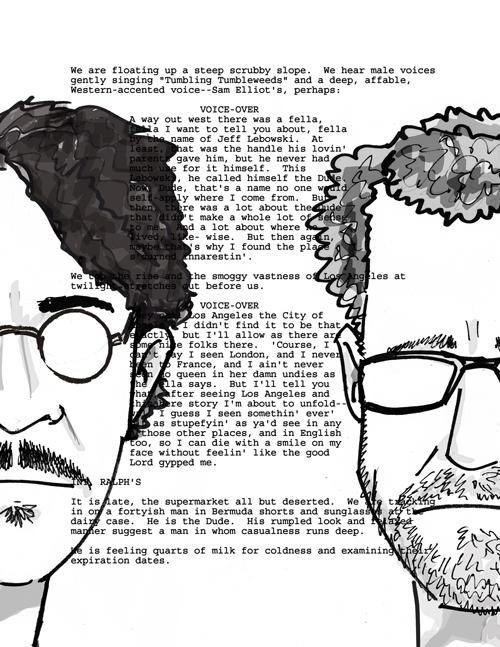 The Coen Bros / The Big Lebowski
