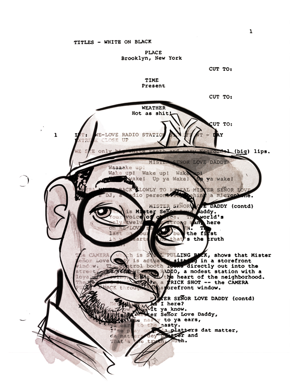 Spike Lee / Do the Right Thing