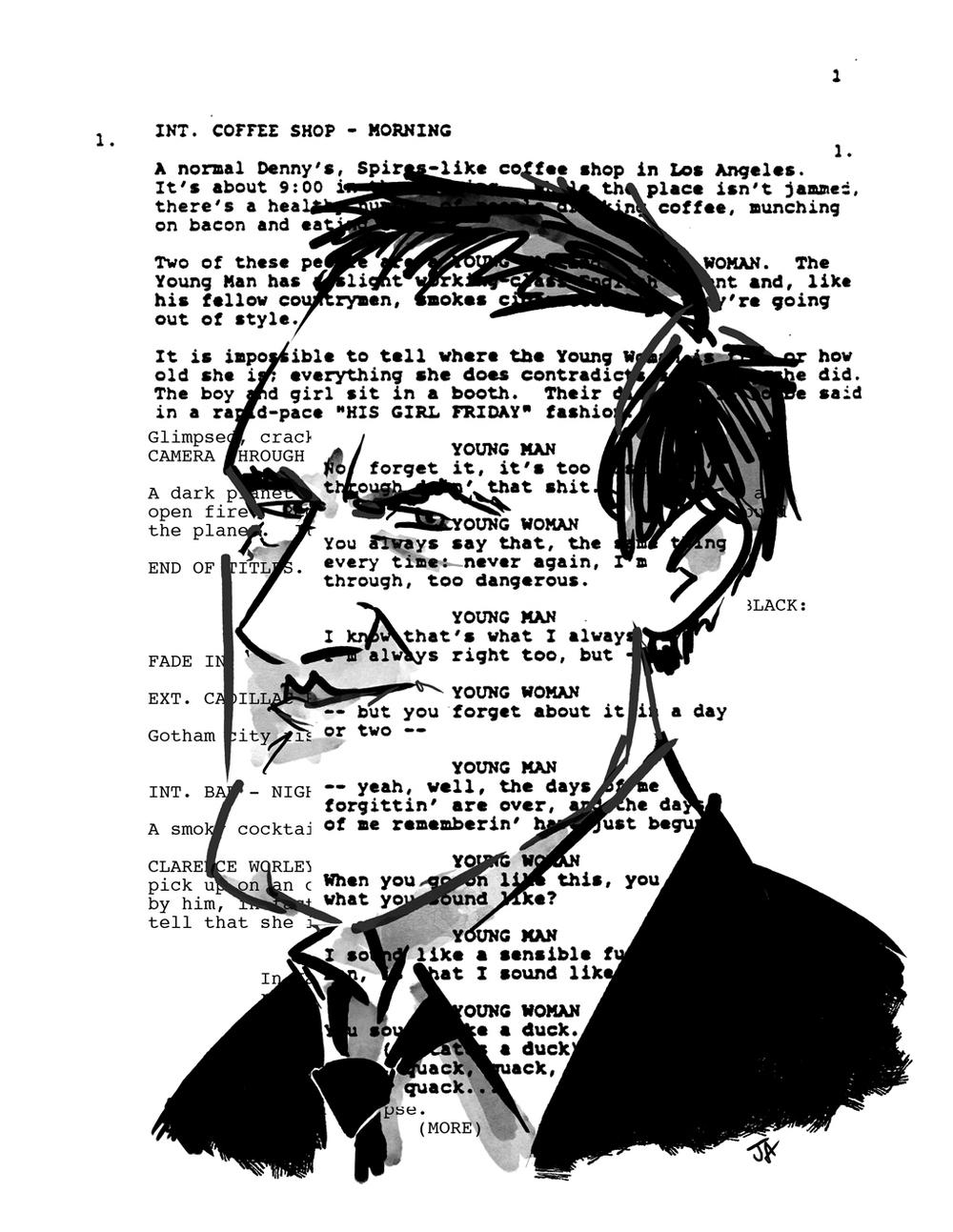 Quentin Tarantino / Pulp Fiction