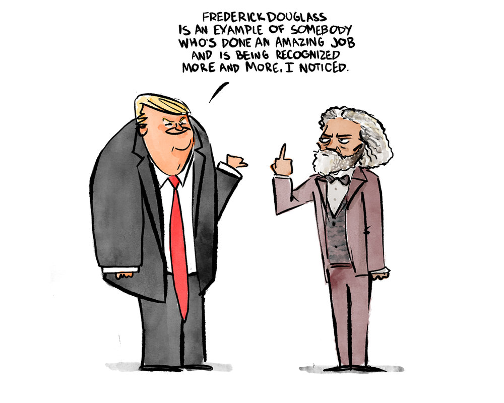 Trump/Douglass