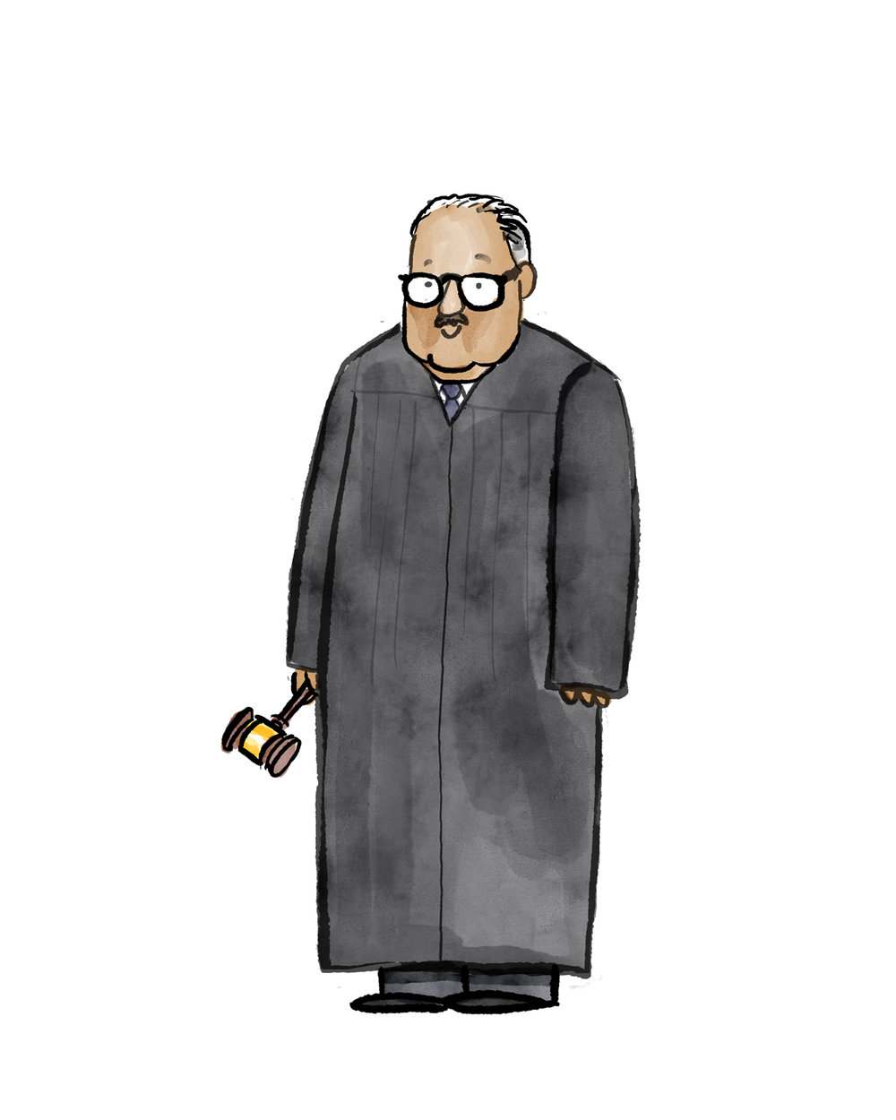 The Honorable Thurgood Marshall