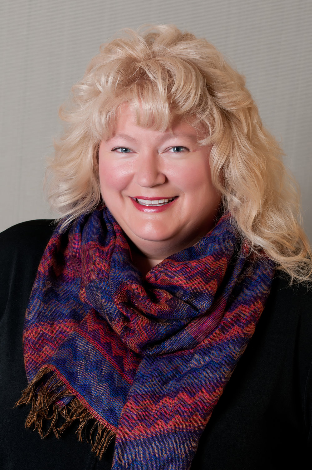 Darla Lenz is the vocal music teacher at Gentry Middle School. DLenz@cpsk12.org