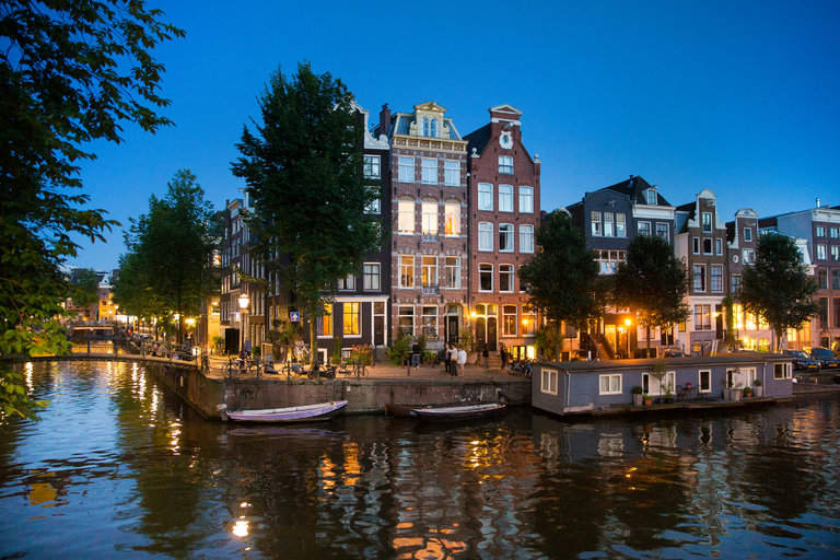 Amsterdam, an ideal destination for women traveling alone. Credit lvy Njiokiktjien for The New York Times