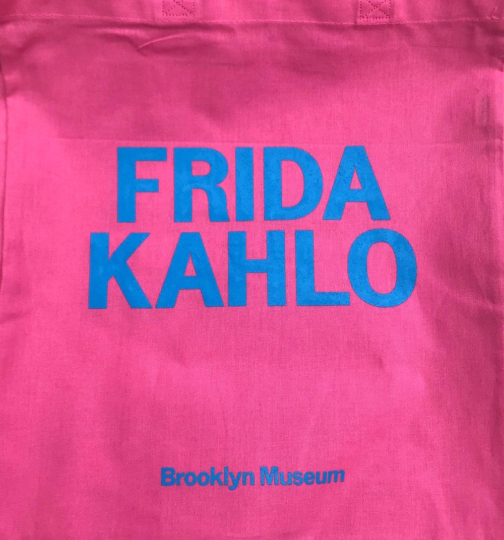 Frida Kahlo Tote Bag - Front.jpg