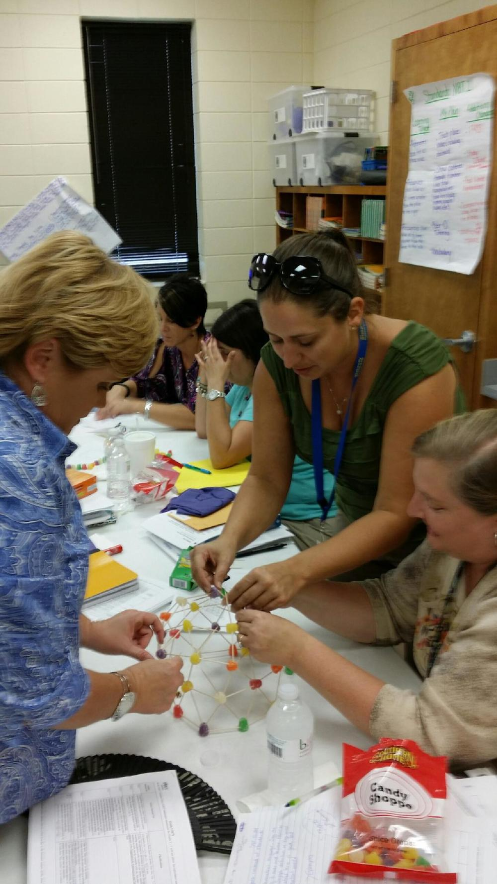 Inventive  5th  Grade  Teachers  ~  Burke County