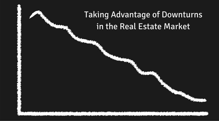 real estate market downturns