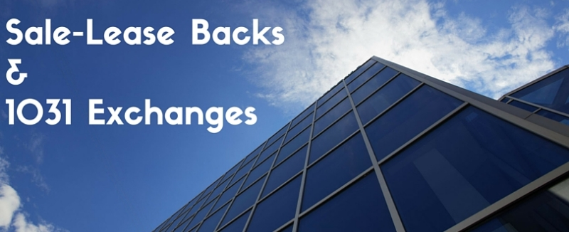sale-lease backs 1031 exchange