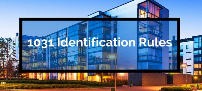 1031 Identification Rules