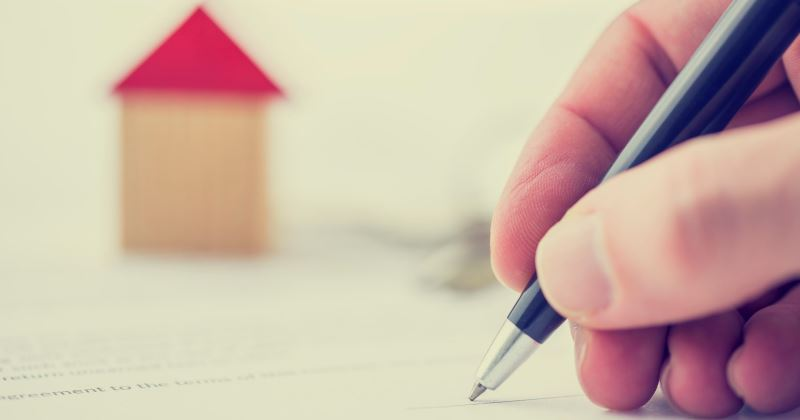 Replacement Property on a Contract for Deed