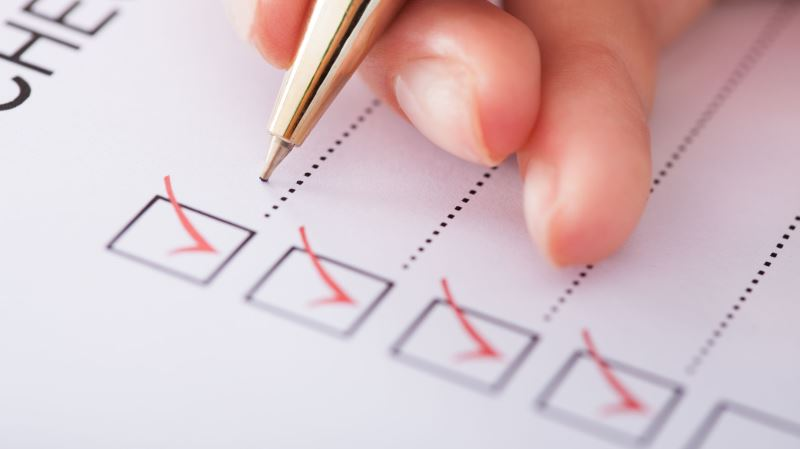Checklist for Tenants-in-common property