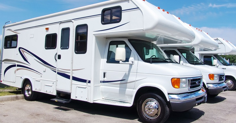 1031 Exchange Motor Home