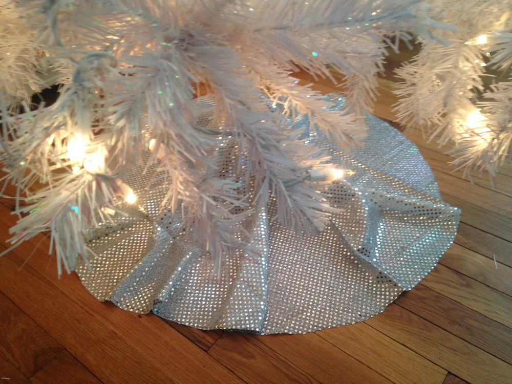 Shiniest tree skirt in the Verse. If you know that reference than you know Joss Whedon writes amazing television series' but terrible theme songs for them.