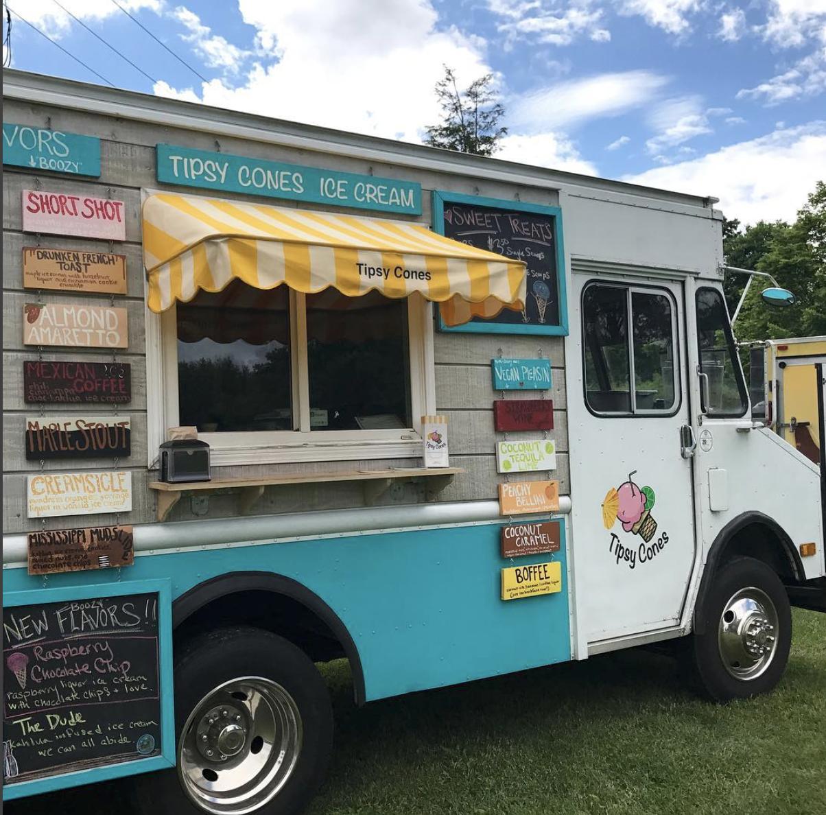 ice cream truck drivers salary