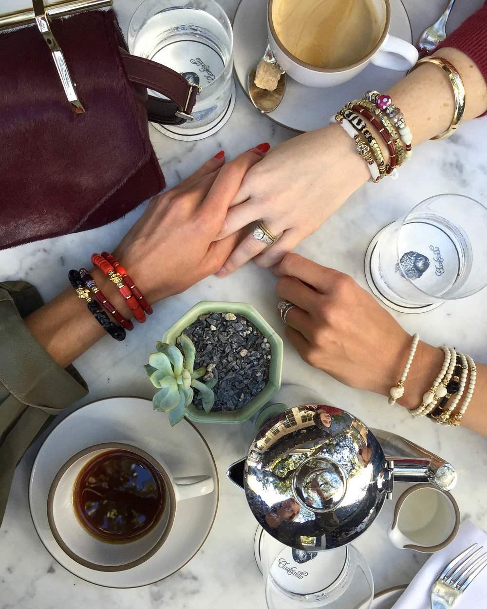 Jessy Made bracelets