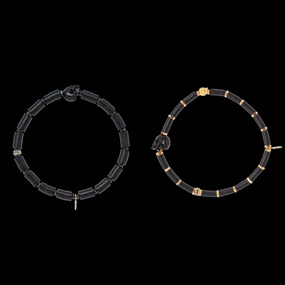 Jessy Made Vinyl Bracelets