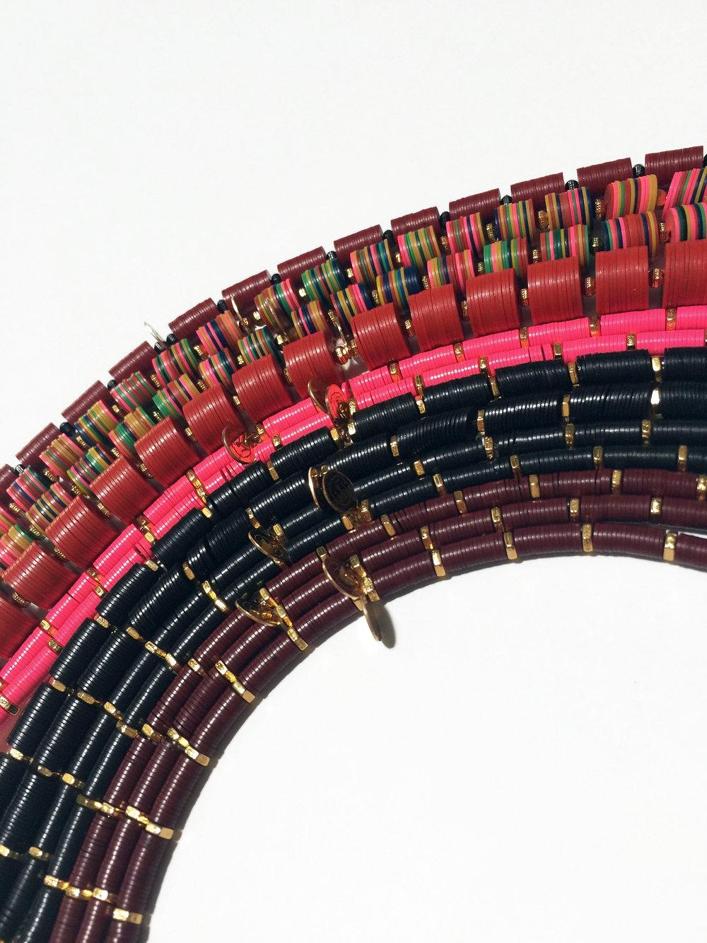 vinyl record bracelets