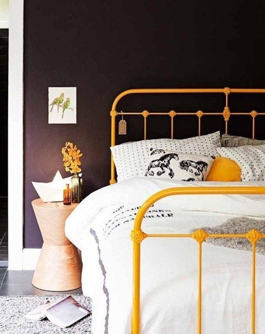 mustard bed purple wall.jpg