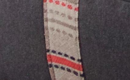 Pinstripes and Ribbons by Maki Yamamoto
