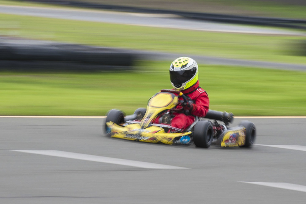 STAR // Connor Gibson The STAR was even invited out to Sonoma Raceway to participate in a Go-Karting workshop.