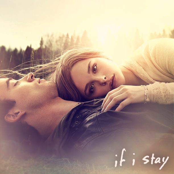 "facebook.com Chloe Grace Moretz and Jamie Blackley star in ""If I Stay."""