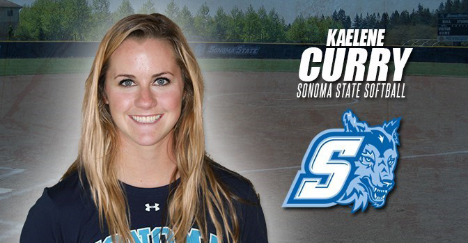 COURTESY // SSU Athletics Kaelene Curry is the new assistant coach for the softball team.