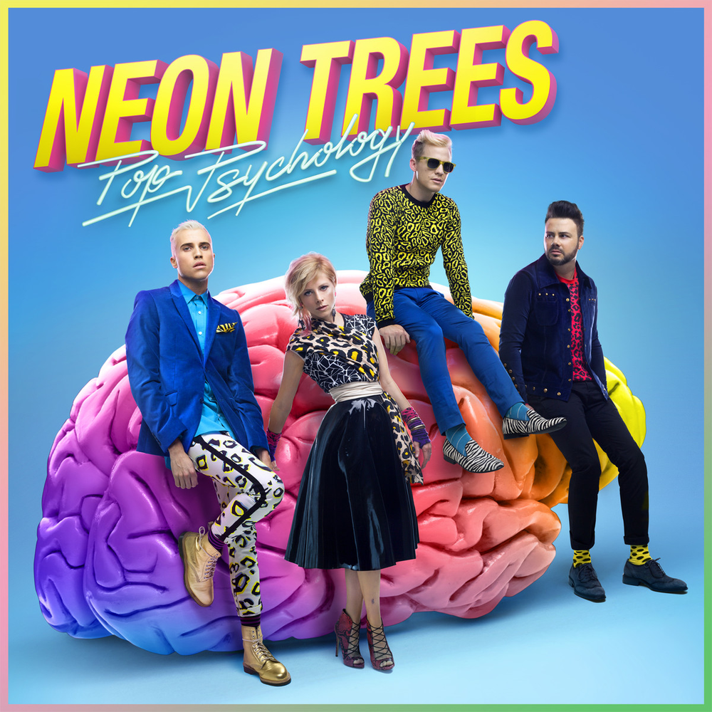 "facebook.com The alternative rock group Neon Trees released their third studio album, ""Pop Psychology."""