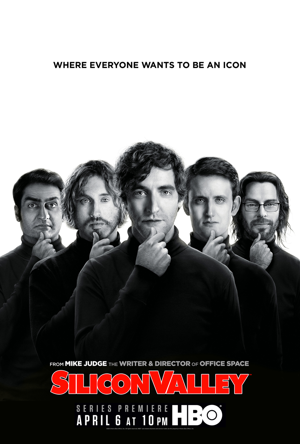 "facebook.com The HBO original series ""Silicon Valley"" follows the life of five young rich entrepreneurs in California."