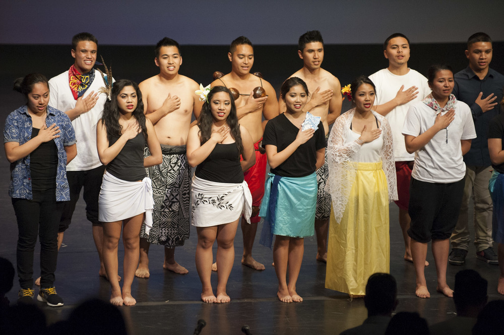 STAR // Connor Gibson Members of FAASSU celebrated their heritage by performing a variety of cultural dances that spanned from areas such as China, Thailand and New Zealand.