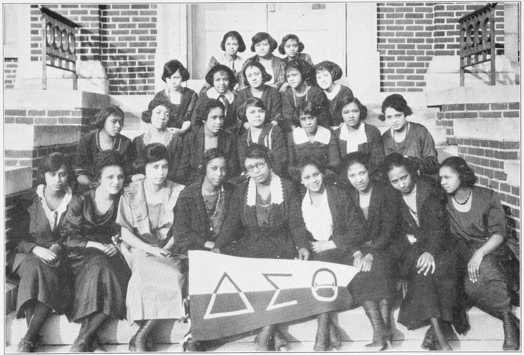 en.wikipedia.org   Sororities date back to hundreds of years ago.