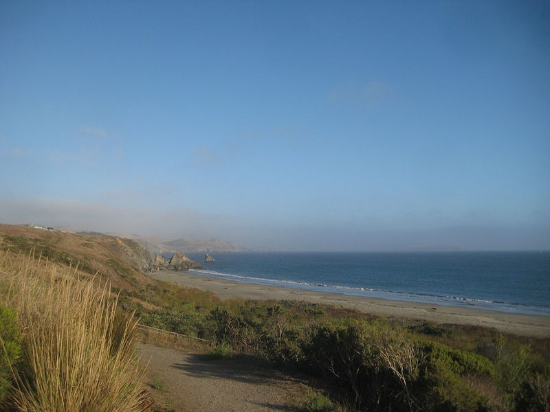 wikimediacommons.com Bodega Bay is a perfect seaside getaway for a day trip.