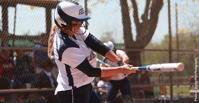 COURTESY // SSU Athletics   Softball won five out of six games in the tournament.