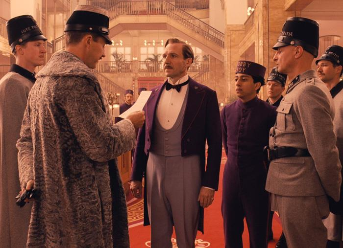 "facebook.com ""The Grand Budapest Hotel"" is Wes Anderson's latest film."