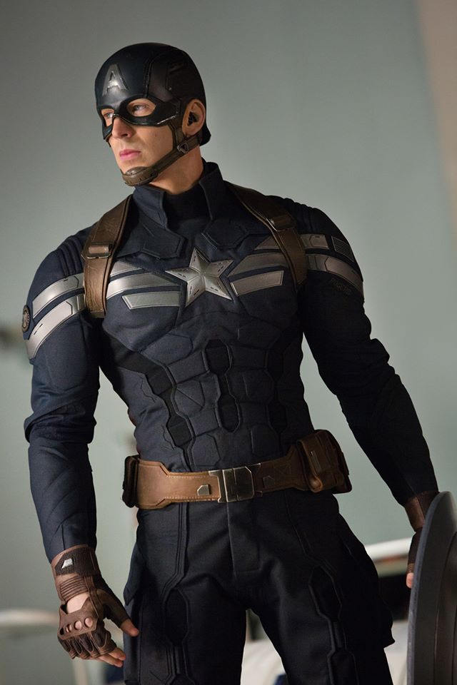 "facebook.com Captain America (Chris Evans) and the Black Widow battle a secret organization and a mysterious assassin in ""Captain America: The Winter Soldier."""