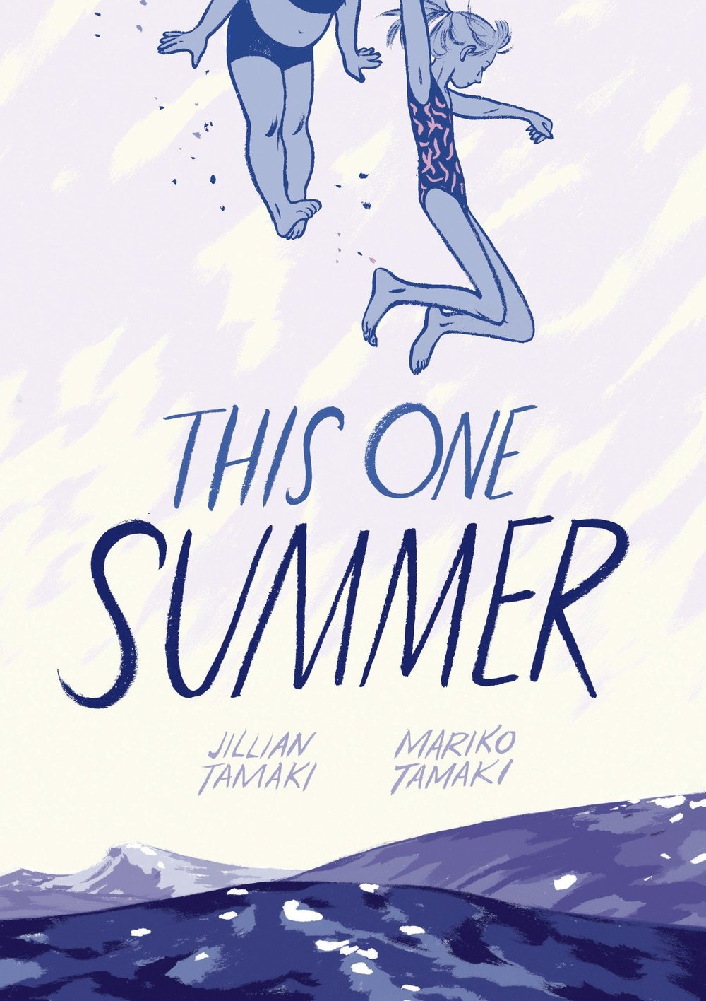 "COURTESY // First Second Books     Best friends Rose and Windy have to overcome a different set of problems while coming of age in ""This One Summer."""