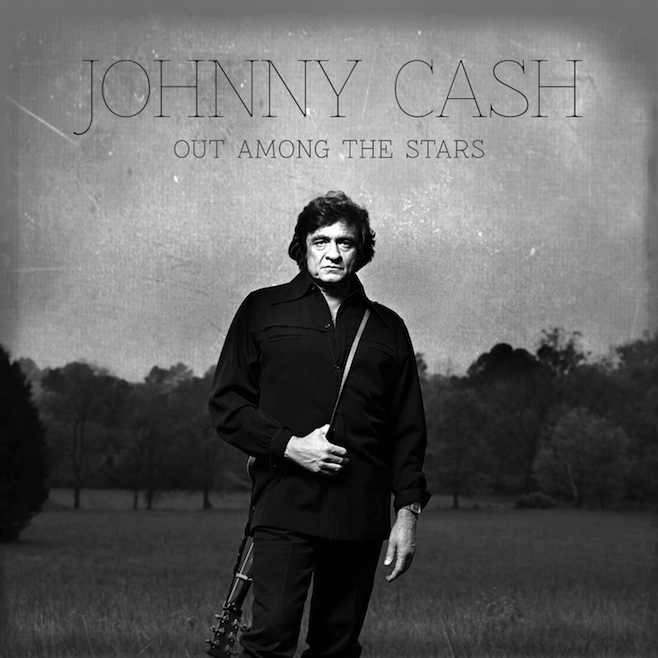 "facebook.com   Johnny Cash's latest album ""Out Among the Stars"" contains unreleased recordings from the early 80s. It was released posthumously."