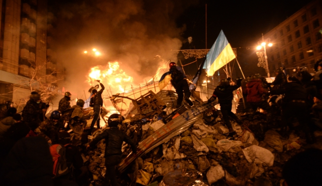 conflictandsecurity.com   Ukraine is currently experiencing violent political turmoil after the ousting of former President Viktor Yanukovych and the mobilization of Russian troops in the region known as Crimea.