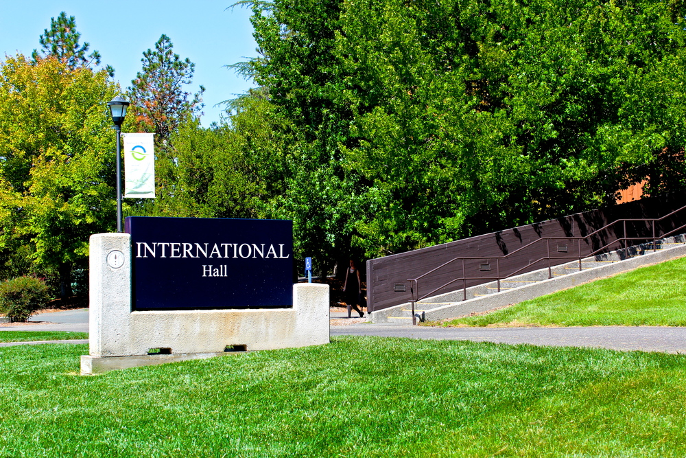 STAR // Sara Wildman   International Hall is set to be re-dedicated on Monday. The facility will serve to primarily assist international and foreign students as well as study abroad students.