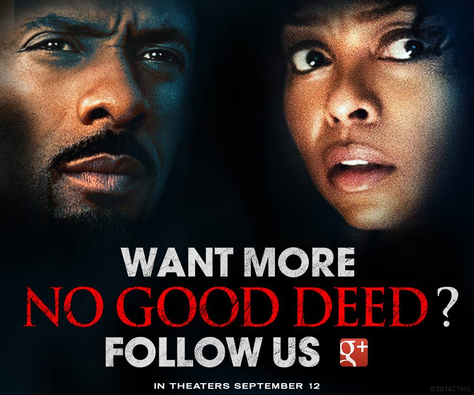 "facebook.com   Actors Idris Elba and Taraji P. Henson star in ""No Good Deed."""