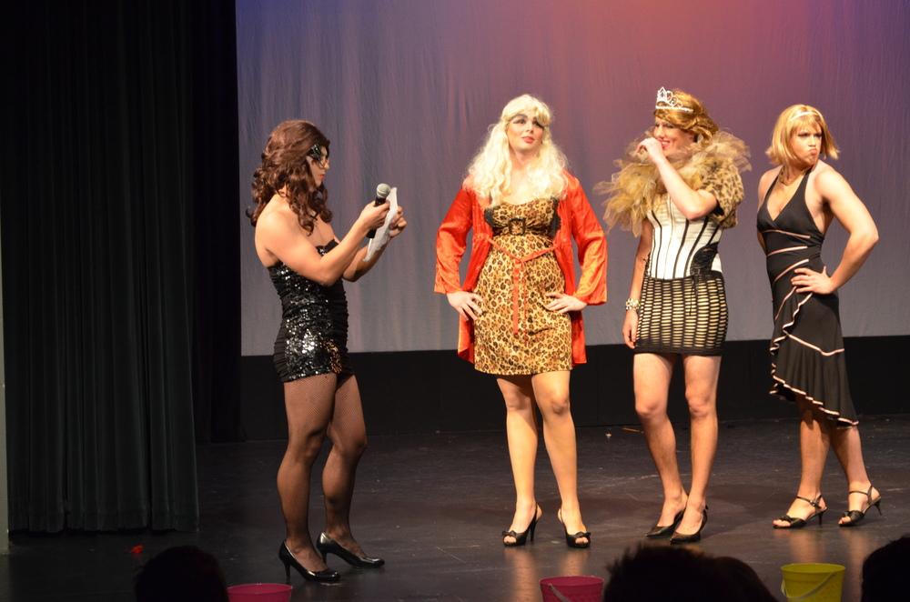 STAR // Cara Fuqua   Some pageant divas show a bit of attitude.
