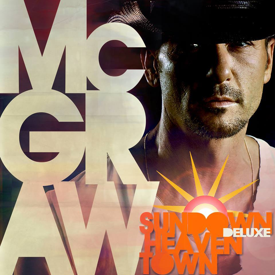 "facebook.com   Tim McGraw's 13th studio  album, ""Sundown Heaven Town,"" was released Sept. 12. McGraw included a range of upbeat songs along with some slow-jams."